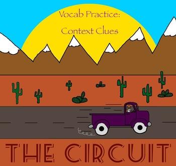 """The Circuit"" by Francisco Jimenez -- Vocabulary Practice:"