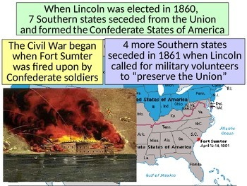 The Civil War PowerPoint