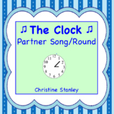 The Clock Partner Song/Round