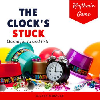 The Clock's Stuck {Ta and Ti-Ti}