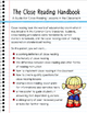 The Close Reading Handbook: Implementing Close Reading in