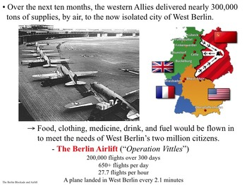 The Cold War - 21 Day Unit - PowerPoint & Activities