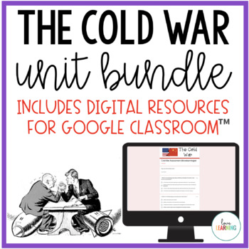 Cold War: Lesson, Notes, and Crossword Puzzle