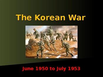 Cold War Era - The Korean War