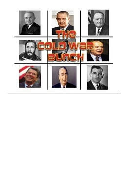 """The Cold War: """"The Cold War Bunch"""""""