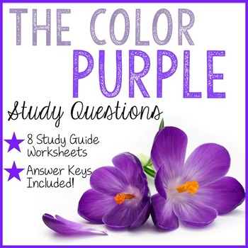 The Color Purple Study Questions