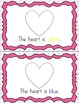 The Color of My Heart: Emergent Printable Reader