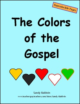 The Colors of the Gospel