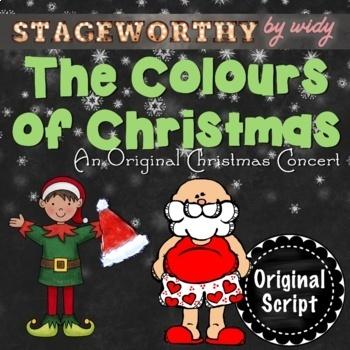 Christmas Concert: The Colours of Christmas - An Original