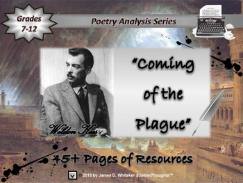 The Coming of the Plague by Weldon Kees  Poem Analysis