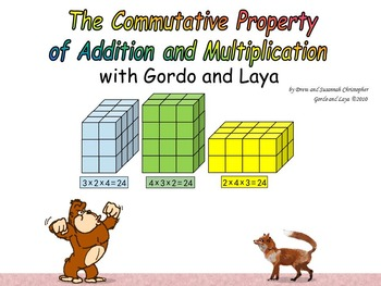 The Commutative Property of Addition and Multiplication