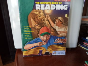 The Complete Book of Reading  ISBN#1-56189-678-0