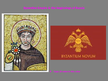 The Complete Byzantine Empire & Beginnings of Russia Power