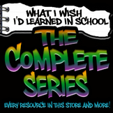 Complete Job Readiness Bundle -Special Education High Scho