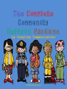 The Complete Community Helpers Package!