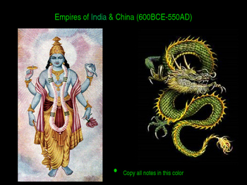 The Complete Empires of India & China (600BCE-550AD) Power