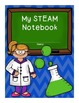 STEAM / STEM : The Complete Pack {Journal, Centers, Jobs a