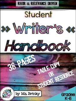 28pg Complete Ultimate Student Writing Handbook