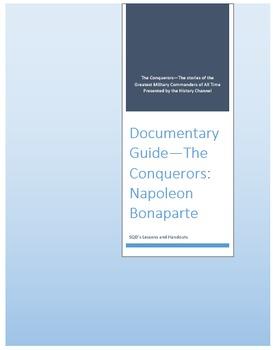 Documentary Guide--The Conquerors, Episode 11:  Napoleon B