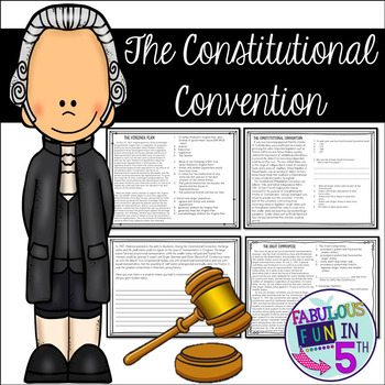 The Constitutional Convention-Close Reads