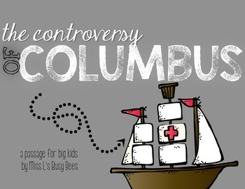 The Controversy of Columbus Passage