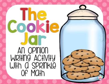 The Cookie Jar Opinion Writing