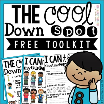 The Cool Down Spot Free Toolkit
