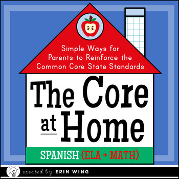 The Core at Home Literacy and Math (Spanish Version)