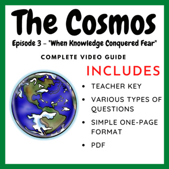 The Cosmos: Episode 3 - When Knowledge Conquered Fear