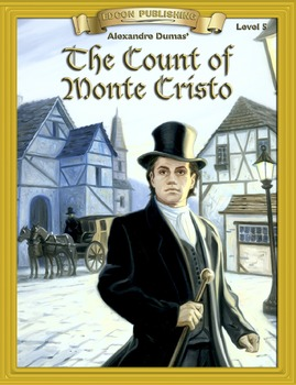 The Count of Monte Cristo RL5.0-6.0 flip page EPUB for iPa