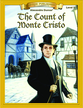 The Count of Monte Cristo RL5-6 Adapted and Abridged Novel