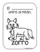 The Cozy Mitten {an Emergent Reader} in Spanish