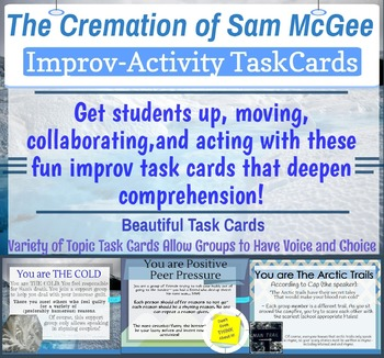 The Cremation of Sam McGee- Comprehension and Application