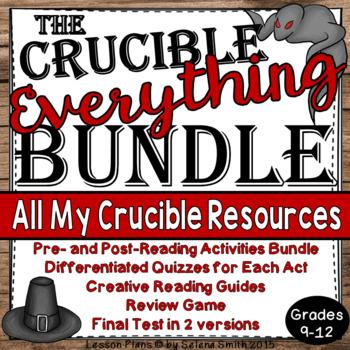 The Crucible Bundle
