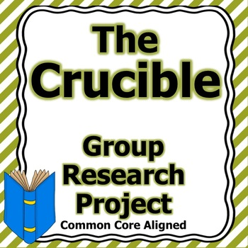 Crucible Group Research Project