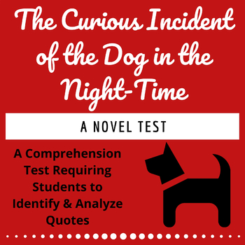 The Curious Incident of the Dog in the Night-Time: Compreh