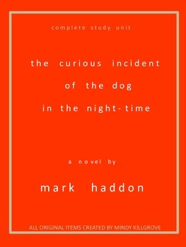 The Curious Incident of the Dog in the Night-time by Mark