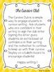 The Cursive Club