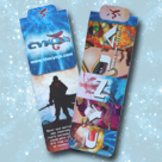 The Cynja® Super Bookmark
