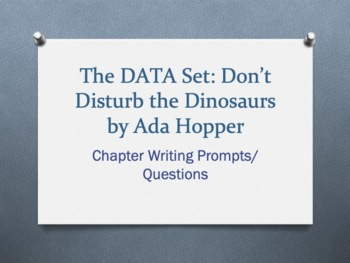 The DATA Set: Don't Disturb the Dinosaurs, by Ada Hopper -