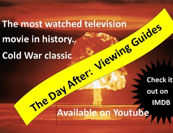 The Day After: Classic Cold War Movie with two different v