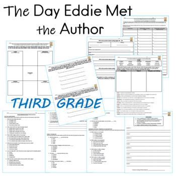 The Day Eddie Met the Author Unit