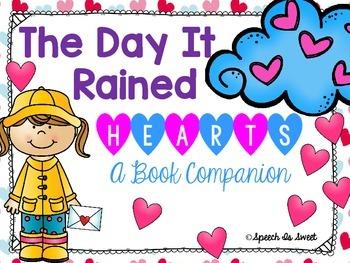 The Day It Rained Hearts: Book Companion