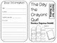 The Day the Crayons Quit ~ Mentor Text for Reading Pack ~