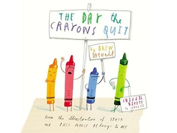 The Day the Crayons Quit Reader's Theater