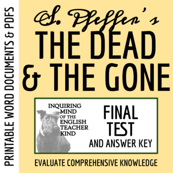 The Dead and the Gone Test & Key