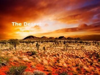 The Desert Power Point