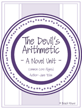 The Devil's Arithmetic - A Novel Unit