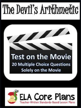 The Devil's Arithmetic Movie Watching Guide and Test