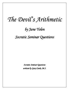 The Devil's Arithmetic: Socratic Seminar Questions